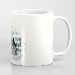 DEEP IN THE HEART OF THE FOREST Coffee Mug