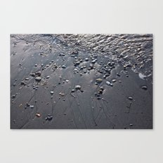 Smooth Like Butter Canvas Print
