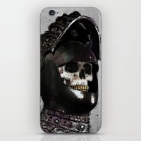 medieval iPhone & iPod Skins featuring Medieval Knight by Ed Pires
