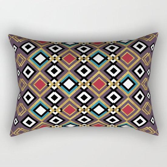GÉOMÉTRIQUE Rectangular Pillow