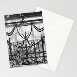 a window in providence Stationery Cards