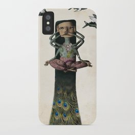 I can see. iPhone Case