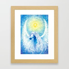 SkySweeper Framed Art Print