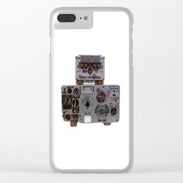 BP-26 Clear iPhone Case