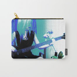Rock Cameo Bass Guitar Carry-All Pouch