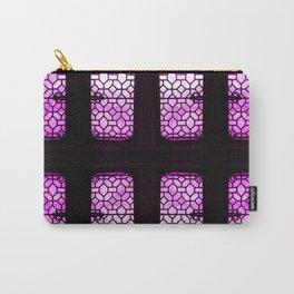 VioletGlaze Carry-All Pouch
