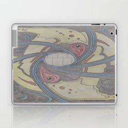 Two birds, no stone Laptop & iPad Skin
