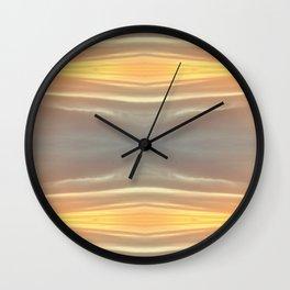 Abstract Sky Print Wall Clock