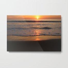 California Sun Metal Print
