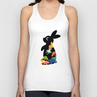 alice Tank Tops featuring Alice by Andy Westface