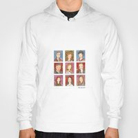 buffy Hoodies featuring Buffy by Steven Learmonth