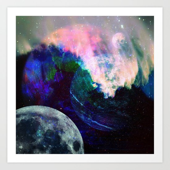 fantasy space # ## Art Print