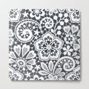 White Lace. Seamless Pattern. by monochromelace
