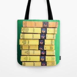 Nancy Drew Stack - Tote Bag