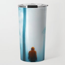He in the Forest (Color) Travel Mug