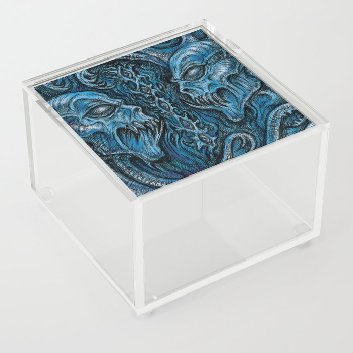 Reflection Acrylic Box