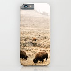 A Snow Storm Blowing In iPhone 6s Slim Case