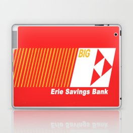 Erie Savings Bank (White) Laptop & iPad Skin