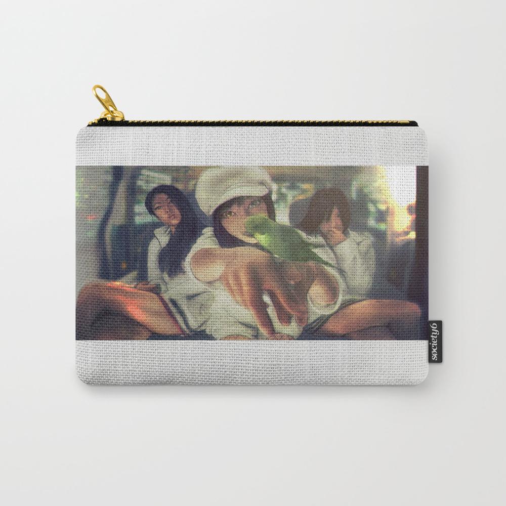 Love Exposure Carry-all Pouch by Thecraziestviolentsamurai CAP8287138