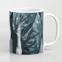 Realm of the Forest Spirit Coffee Mug