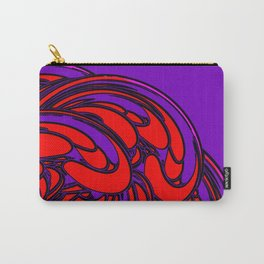 The Lava and The Waves Carry-All Pouch