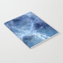 Blue storm Notebook