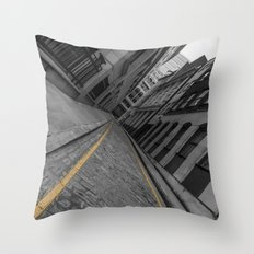 Mile End Throw Pillow
