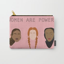 Women Are Power Carry-All Pouch