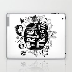For Halloween - Trick or treat Laptop & iPad Skin
