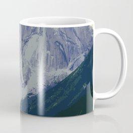 Nahanni National Park Poster Coffee Mug
