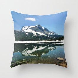 Tiago Lake, Ca Throw Pillow