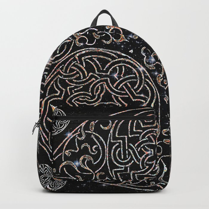 Out there mandala Backpack