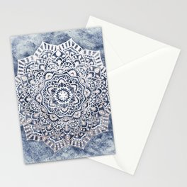 SERENITY MANDALA Stationery Cards