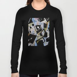 Edgy Moments to the Heart Long Sleeve T-shirt