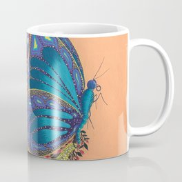 Metamorphosis - the journey may be bitter, but the endings are beautiful Coffee Mug