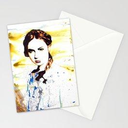 Karen Gillan (Amy Pond) Stationery Cards