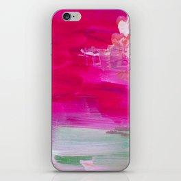 My heart it is, my heart iPhone Skin