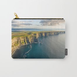 Cliffs of Moher, Ireland Carry-All Pouch