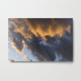 Sunset-161122-84 Metal Print