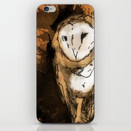Hooters iPhone Skin