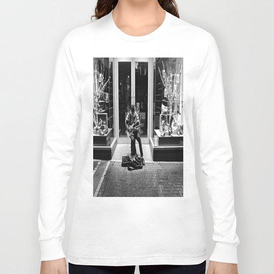 Street Solo Long Sleeve T-shirt