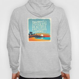 Crazy & lazy Summer Hoody