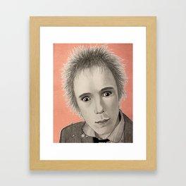 Anarchy in the U.K. Framed Art Print