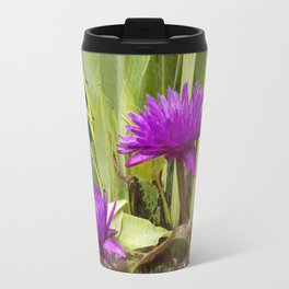 The lotus Travel Mug