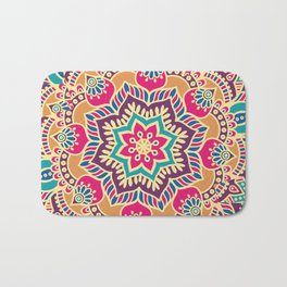 Ethnic Stylish Bath Mat