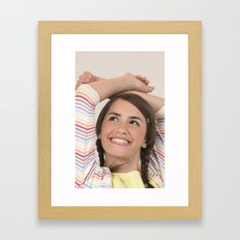 iPhone 6 _ lali Framed Art Print