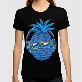 Blue Pinnaple T-shirt