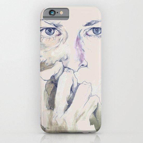 retrato iPhone & iPod Case