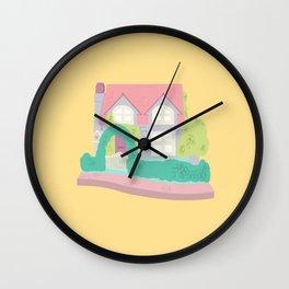 Polly Pocket's Home Wall Clock