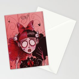 Stressed Stationery Cards